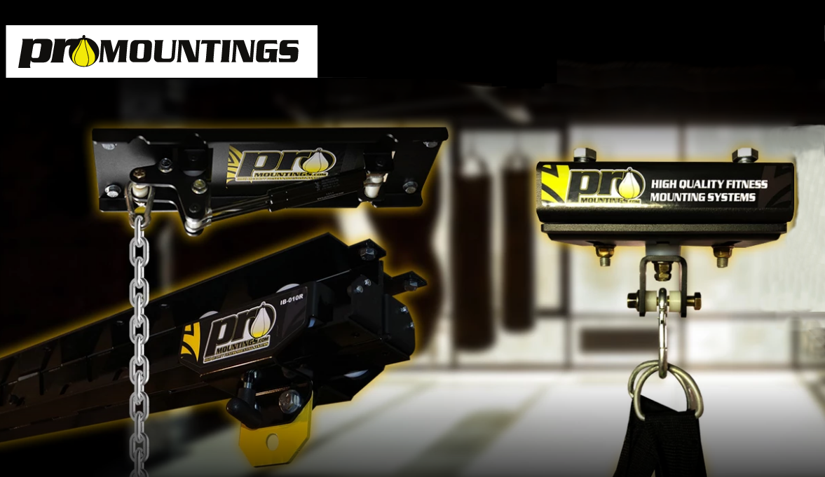 Promountings Punch Bag Mounting Systems